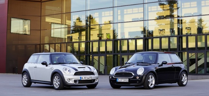 MINI Celebrates 10 Years Since First Diesel Model Launch [Photo Gallery]