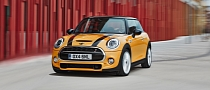 MINI Claims the New Cooper Will Have Better Handling