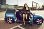 MINI Clubman Enjoys the Company of Hot Chinese Girl [Photo Gallery]