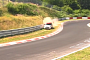 MINI Clubman Takes a Hit on the Nurburgring [Video]