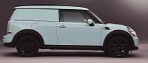MINI Clubvan Allegedly Designed by 12 Year-Old