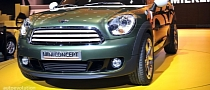 MINI Confirms Countryman Coupe for 2013, to Debut in Paris
