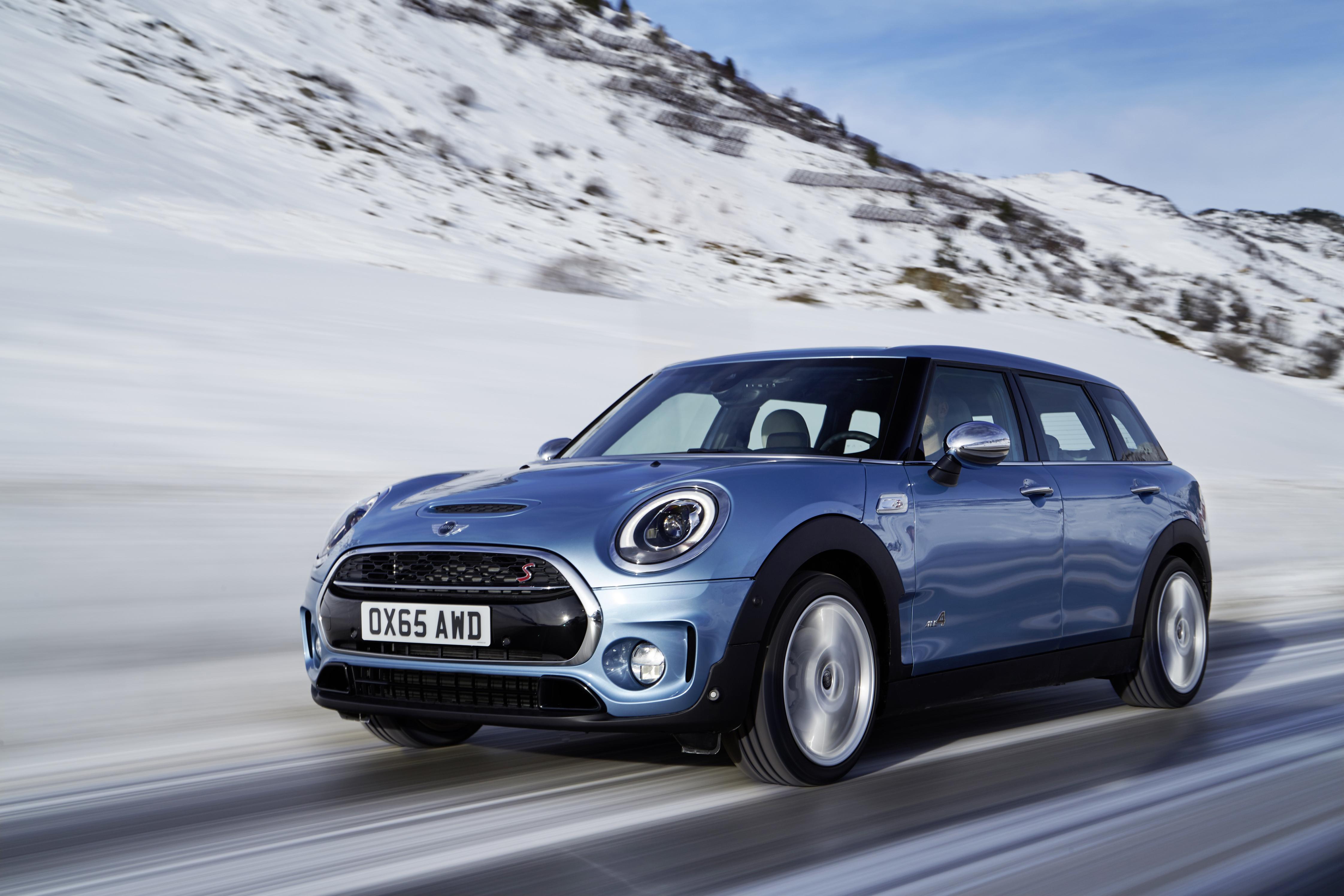 Mini Considering A Compact Sedan As Fifth Model In Range Autoevolution
