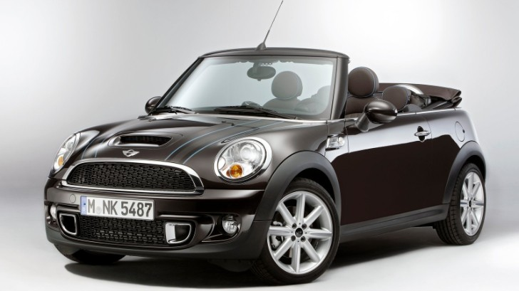 MINI Cooper Convertible Makes it to Autoguide's Top 10 Cheapest Cabrios
