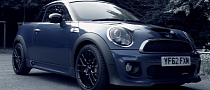 MINI Cooper JCW Coupe 60 Seconds Review [Video]