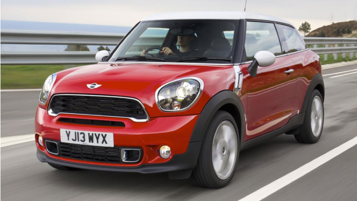 MINI Cooper Paceman S Review by Car Magazine