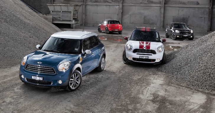 stories about mini cooper s countryman bmw power. Black Bedroom Furniture Sets. Home Design Ideas