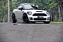 MINI Cooper S Coupe Receives ADV.1 Wheels [Photo Gallery]