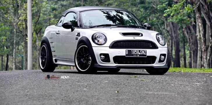 mini cooper coupe performance parts