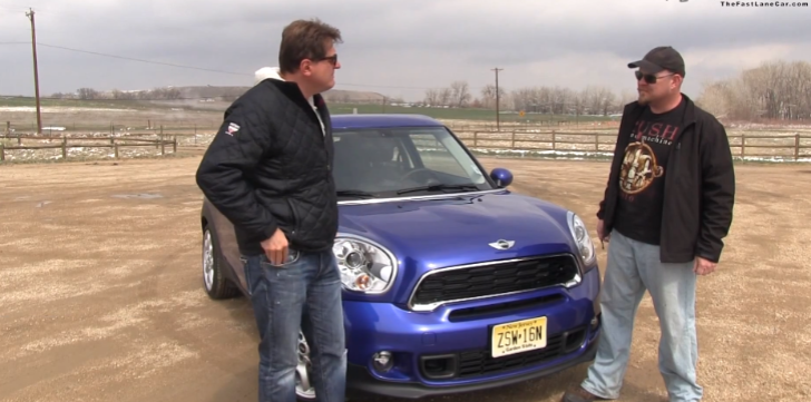 MINI Cooper S Paceman All4 Performance Test by TFLcar [Video]