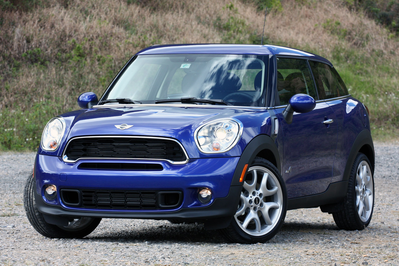mini cooper s paceman all4 tested in puerto rico by autoblog autoevolution. Black Bedroom Furniture Sets. Home Design Ideas