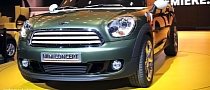 MINI Countryman Coupe (Paceman) Coming in 2013