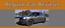 MINI Countryman Regular Car Reviews: Chubby Brit [Video]
