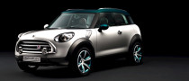 MINI Crossover Concept to Star at Auto Shanghai 2009