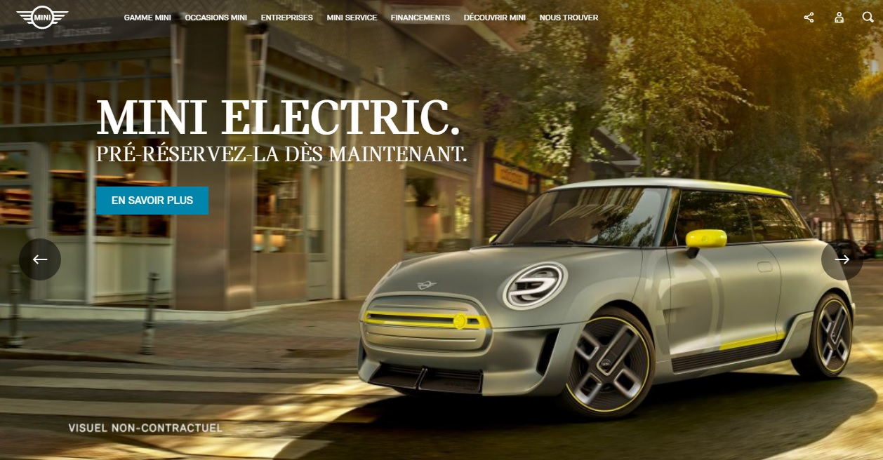 Mini Electric Car Available To Pre Order In France Autoevolution