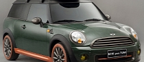 MINI goes Tumi Concept Car Presented