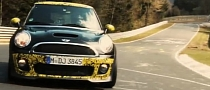 MINI JCW GP Sets Nurburgring Lap Time of 8:23 [Video]
