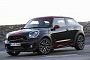 MINI JCW Paceman All4 First Drive by Autoblog [Photo Gallery]