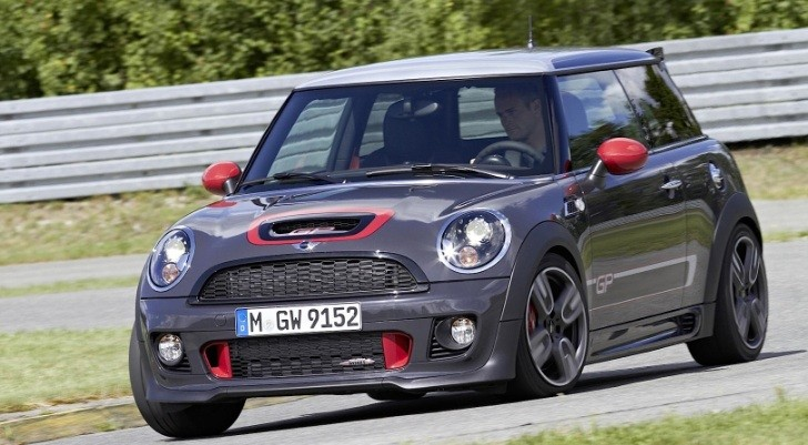 MINI John Cooper Works GP - UK Pricing Announced