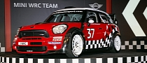 MINI John Cooper Works WRC Is Safest Rally Car Ever, Prodrive Claims