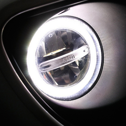 MINI LED Daytime Running Lights Now Available - autoevolution
