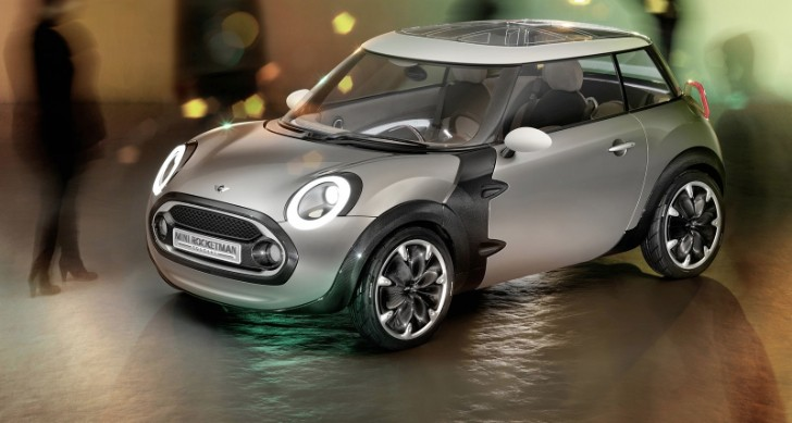 MINI Looking for a Partner to Build a Smaller Car