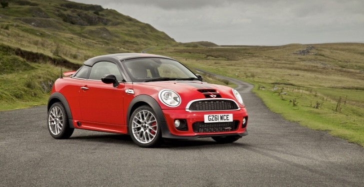 Mini Models Ranked As Resale Value Giants For 2015 Five