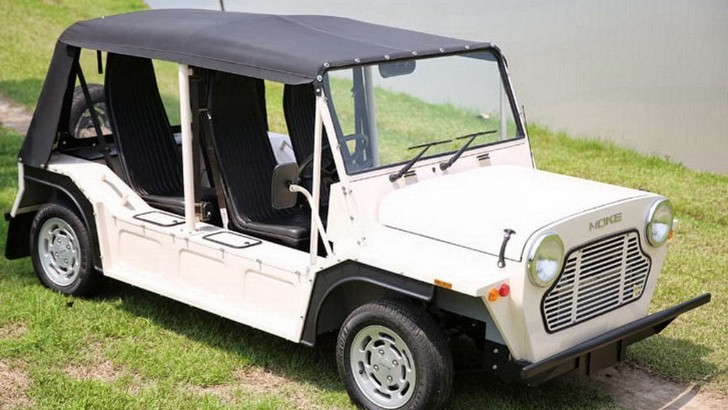 MINI Moke to Be Built Once Again in Limited Run