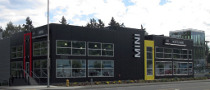 MINI Opens Seattle Dealership