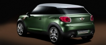 MINI Paceman Concept Comes to Detroit