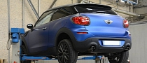 MINI Paceman Cooper S Fitted with Supersprint Exhaust