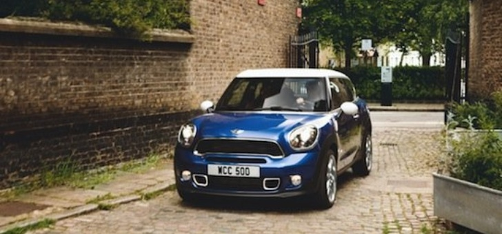 MINI Paceman / Countryman Coupe Leaked Photos
