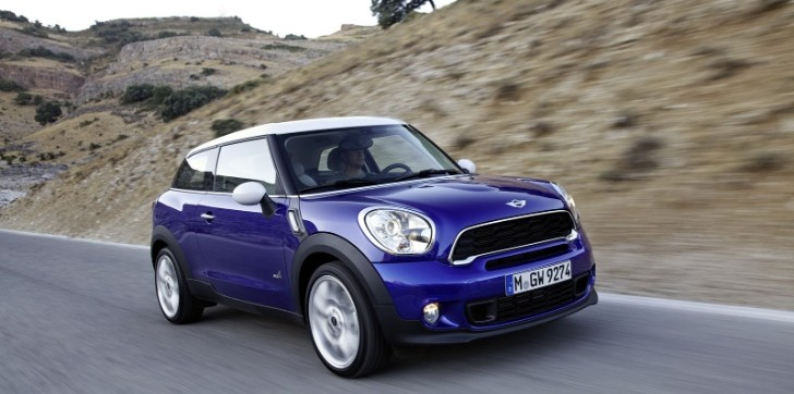 MINI Paceman Launched in Australia