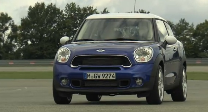 MINI Paceman Makes Video Debut [Video]