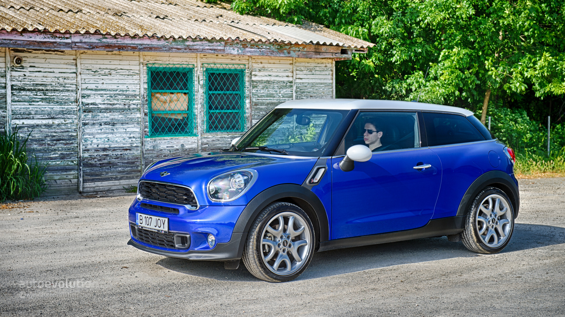 mini paceman production to end in 2016 as magna needs capacity for 5 series autoevolution. Black Bedroom Furniture Sets. Home Design Ideas