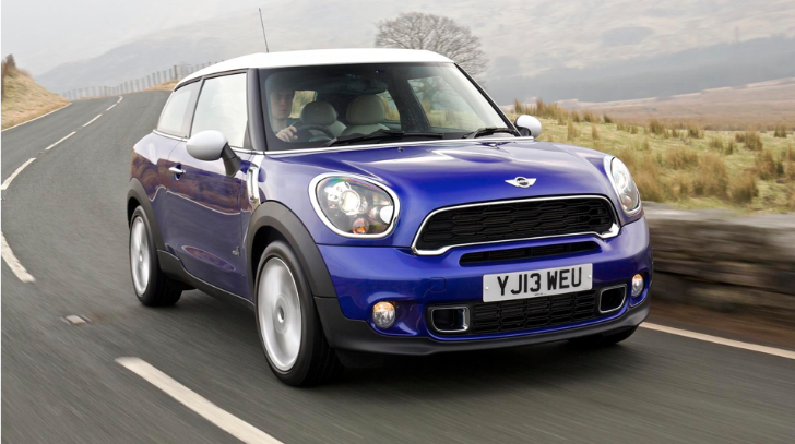 MINI Paceman SD All4 Review by Autocar