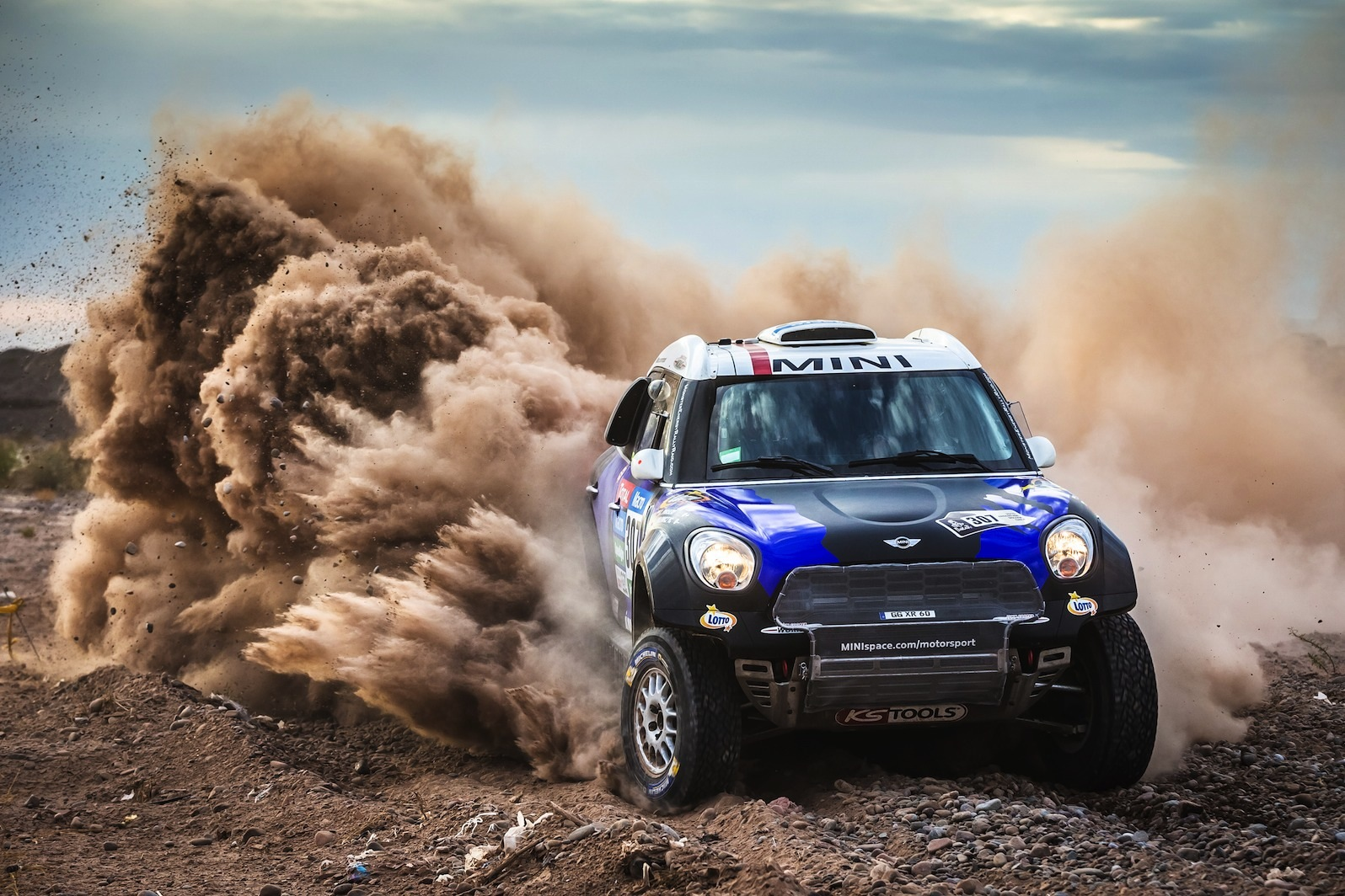 Mini Posts One Two Victory In Fourth Stage Of The 2015