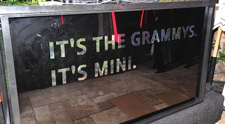 MINI Present at the Grammys as the Official Partner of Warner Music Group  [Photo Gallery]