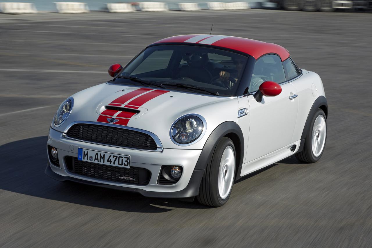 Mini Reveals Sporty 2012 Cooper Coupe Image Gallery Autoevolution
