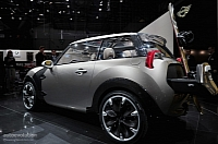 MINI Rocketman was displayed at the Geneva show