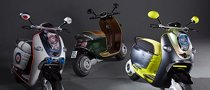 MINI Scooter E Concepts Introduced ahead of Paris