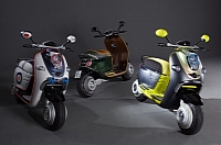 MINI Scooter E concepts
