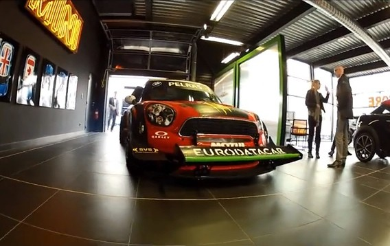 "MINI Seeking Pikes Peak Glory with 900 HP ""No Limit"" Climber [Video]"
