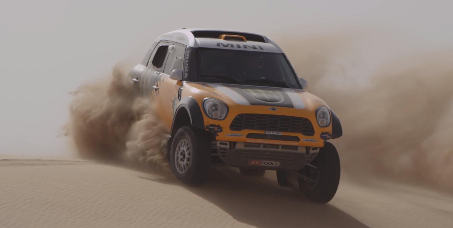 Mini Cooper Monster Energy >> MINI Seeks Third Dakar Title in 2014 - autoevolution