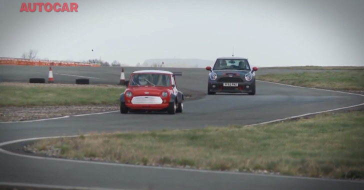 MINI Showdown: The MINI GP vs ZCars Mini Busa [Video]