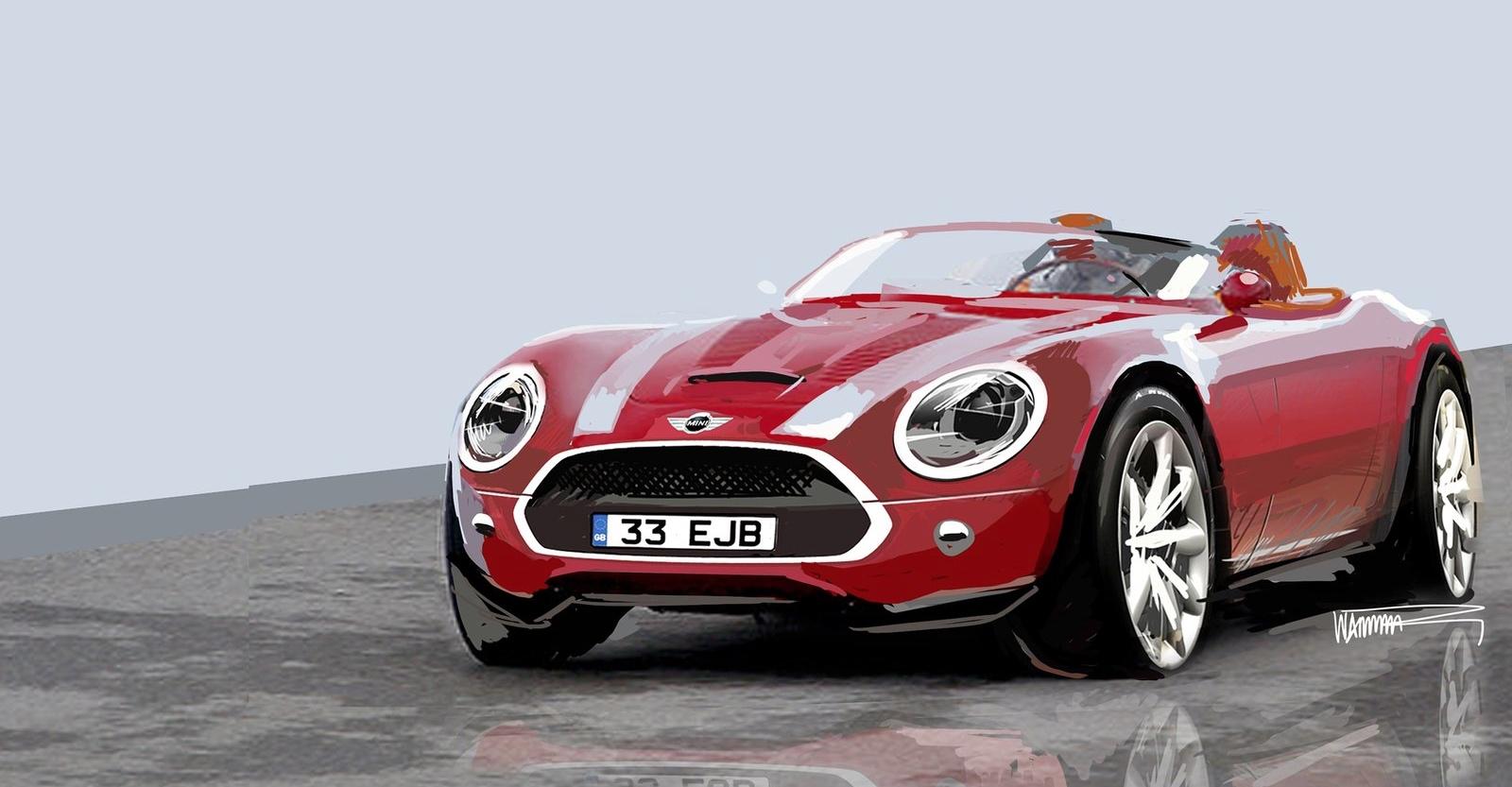 MINI Superleggera Inspired Car Allegedly Approved For