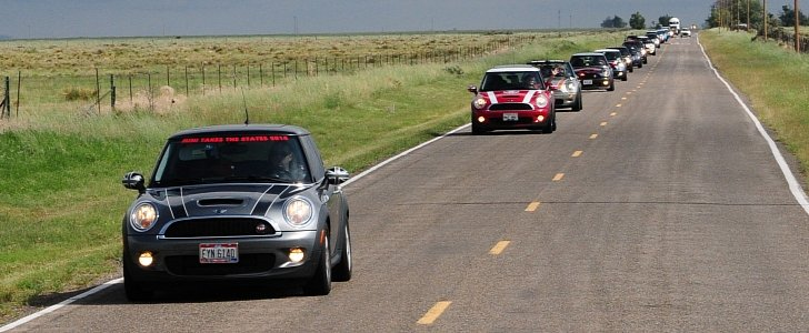 MINI Takes the States 2016 Now Has an Official Date: July 9