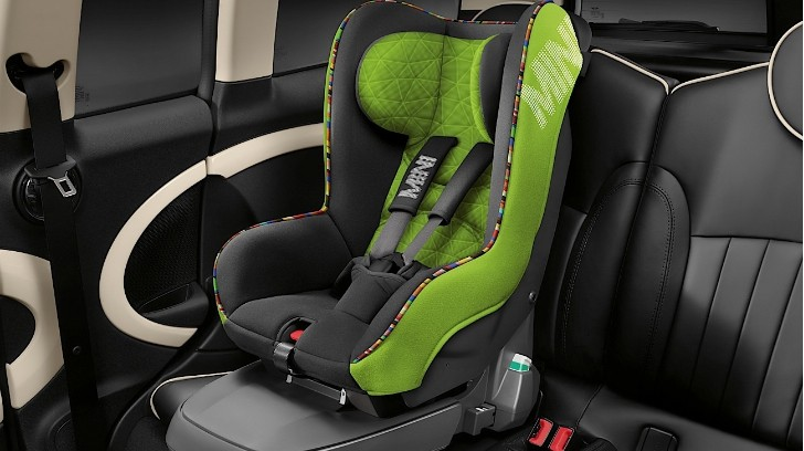 MINI to Launch New Child Seats at Frankfurt