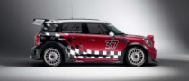 MINI Unveils Final Rally Car for 2011 [Gallery]