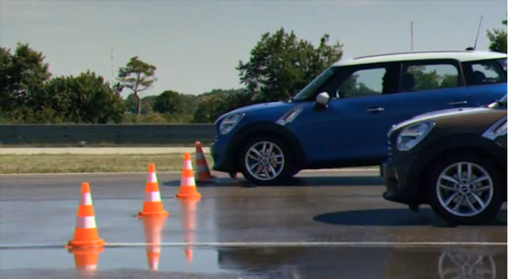 MINI USA Gives You Advice Concerning Cold Weather Tires [Video]